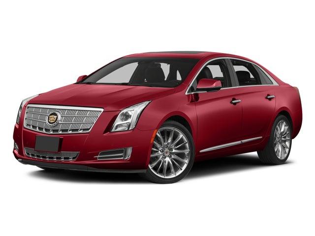 2015 Cadillac Xts Luxury St Augustine Fl Area Volkswagen Dealer