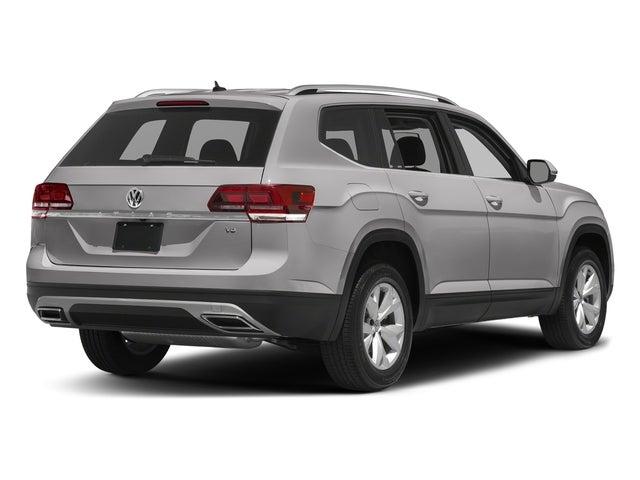 2018 Volkswagen Atlas SE - Volkswagen dealer serving St. Augustine FL – New and Used Volkswagen ...