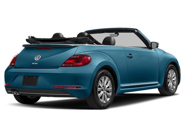 Vw Beetle Convertible >> 2019 Volkswagen Beetle Convertible 2 0t S