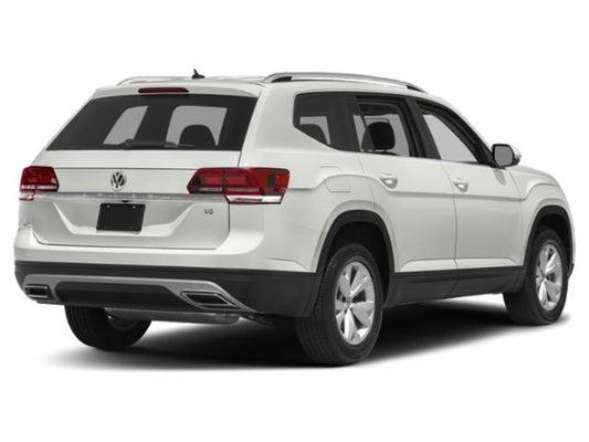 2019 Volkswagen Atlas SE w/Technology and 4Motion - Volkswagen dealer serving St. Augustine FL ...