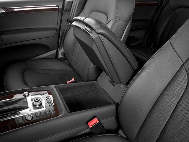 Audi Q T S Line Prestige Quattro St Augustine FL Area - Audi car seat