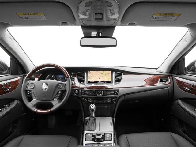 2015 Hyundai Equus Signature Vs 2015 Hyundai Equus Autos