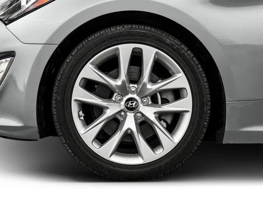 2016 Hyundai Genesis Coupe 3 8 In St Augustine Fl Volkswagen Of