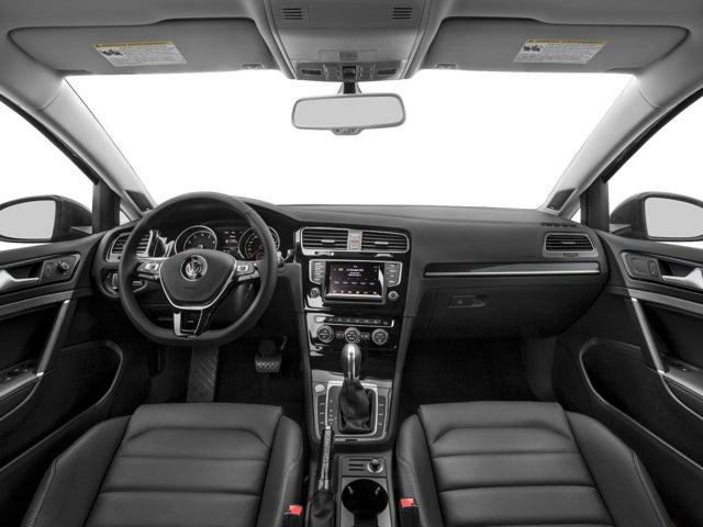 2017 Volkswagen Golf Sportwagen S 4motion In St Augustine Fl Of