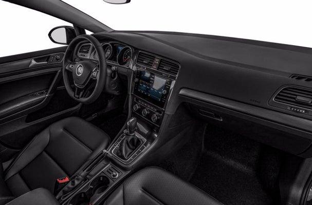 2019 Volkswagen Golf Sportwagen Se Volkswagen Dealer
