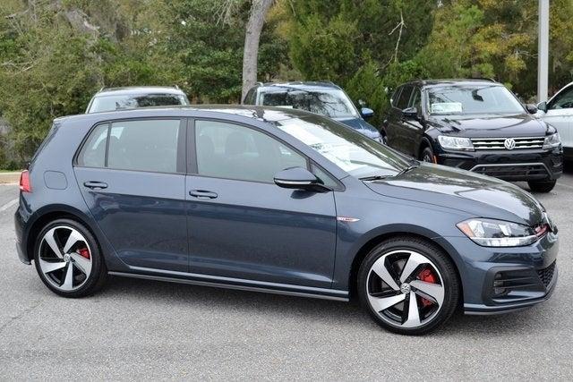 2020 Volkswagen Golf Gti 2 0t S Volkswagen Dealer Serving St Augustine Fl New And Used Volkswagen Dealership Serving Jacksonville Daytona Beach Palm Coast Fl