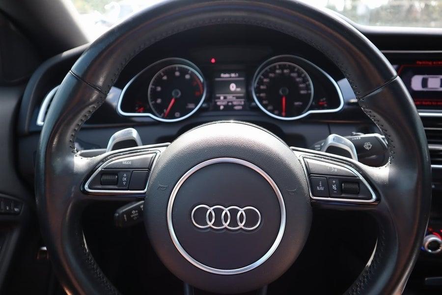 2017 Audi A5 Coupe 2 0T Sport quattro